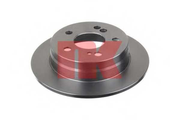 Тормозной диск NK 203307 - изображение