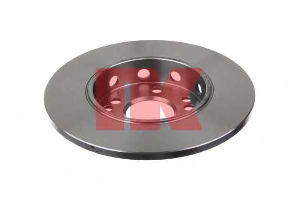 Тормозной диск NK 203309 - изображение 1