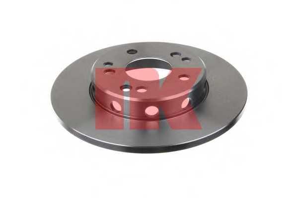 Тормозной диск NK 203309 - изображение