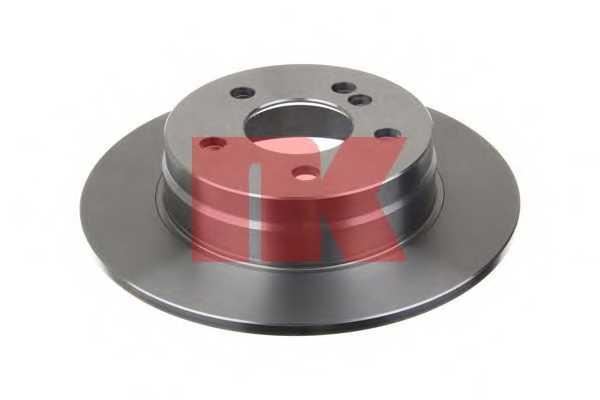 Тормозной диск NK 2033104 - изображение