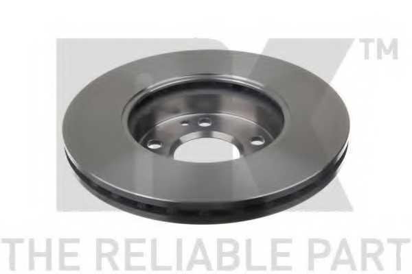 Тормозной диск NK 2033111 - изображение