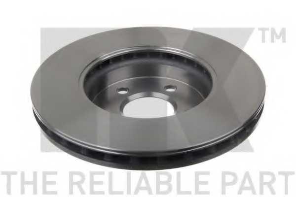 Тормозной диск NK 2033112 - изображение 1