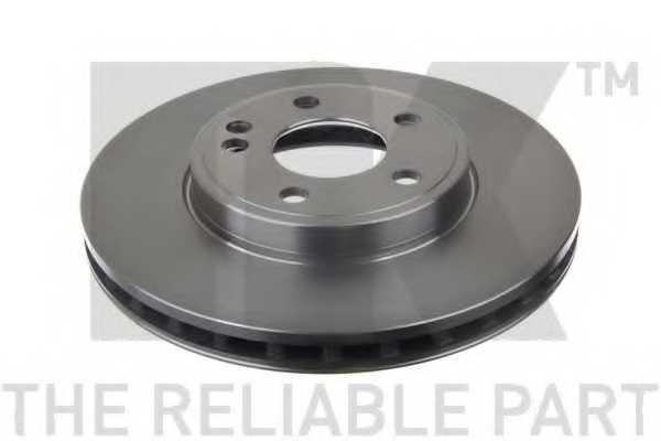 Тормозной диск NK 2033112 - изображение