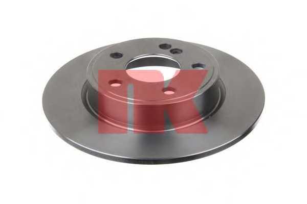 Тормозной диск NK 2033113 - изображение