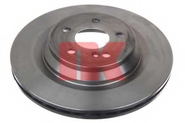 Тормозной диск NK 2033120 - изображение 1