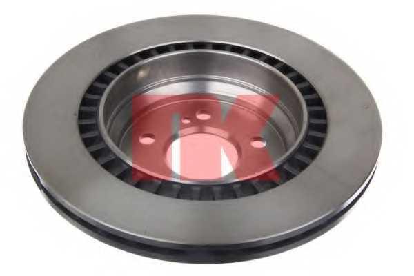 Тормозной диск NK 2033120 - изображение