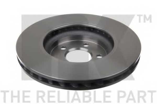 Тормозной диск NK 2033123 - изображение 1