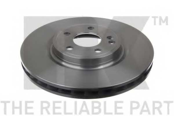 Тормозной диск NK 2033123 - изображение