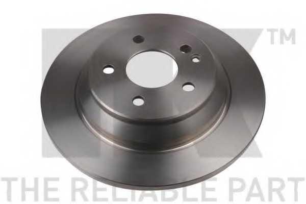 Тормозной диск NK 2033130 - изображение 1