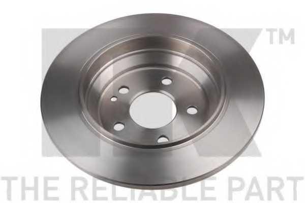 Тормозной диск NK 2033130 - изображение