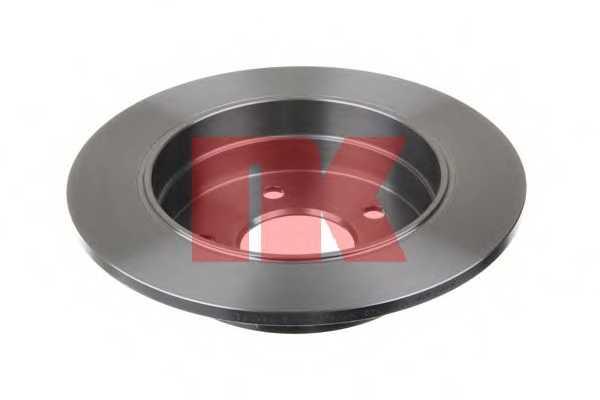 Тормозной диск NK 203318 - изображение 1