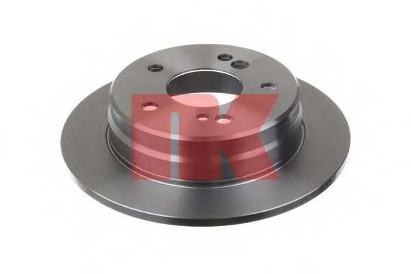 Тормозной диск NK 203318 - изображение