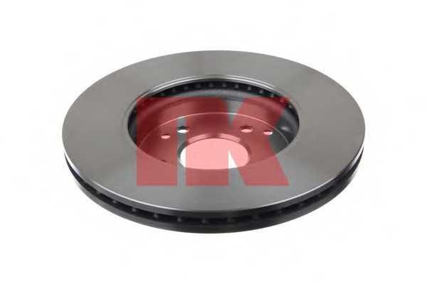 Тормозной диск NK 203332 - изображение 1
