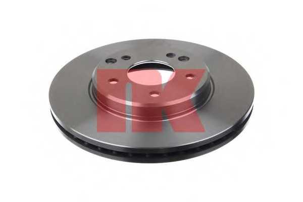 Тормозной диск NK 203332 - изображение