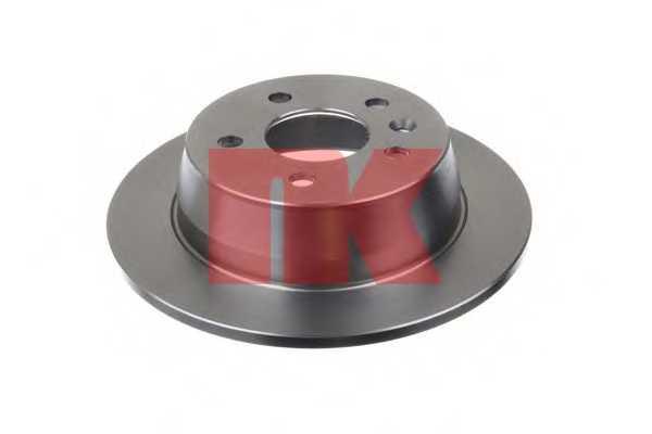 Тормозной диск NK 203333 - изображение 1