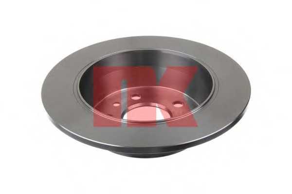 Тормозной диск NK 203333 - изображение