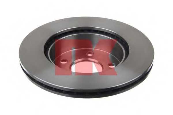 Тормозной диск NK 203335 - изображение 1