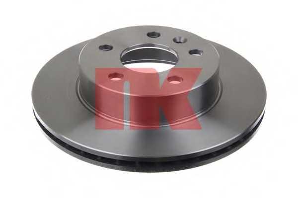 Тормозной диск NK 203335 - изображение
