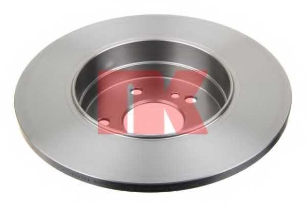 Тормозной диск NK 203340 - изображение 1