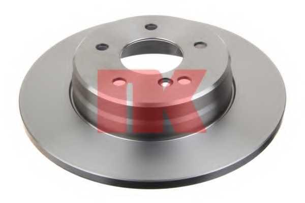 Тормозной диск NK 203340 - изображение