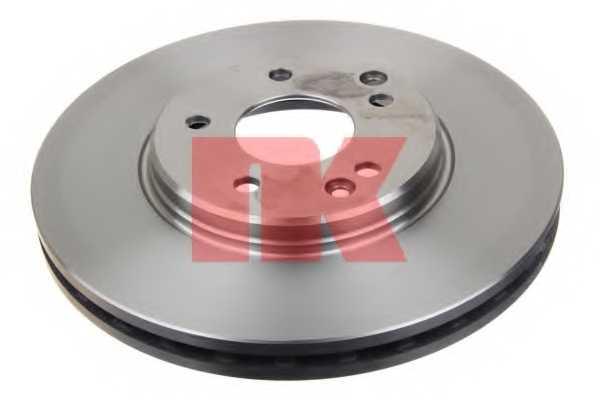 Тормозной диск NK 203341 - изображение 1