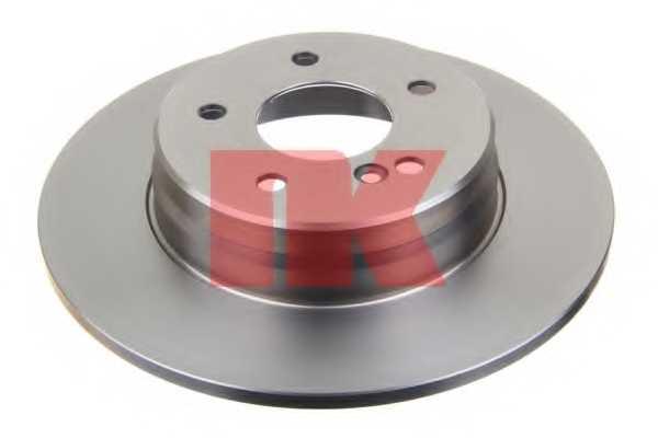 Тормозной диск NK 203342 - изображение 1