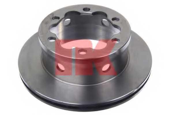 Тормозной диск NK 203344 - изображение