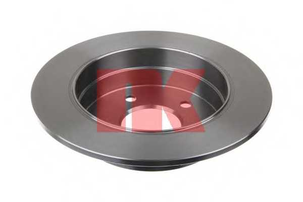 Тормозной диск NK 203355 - изображение 1