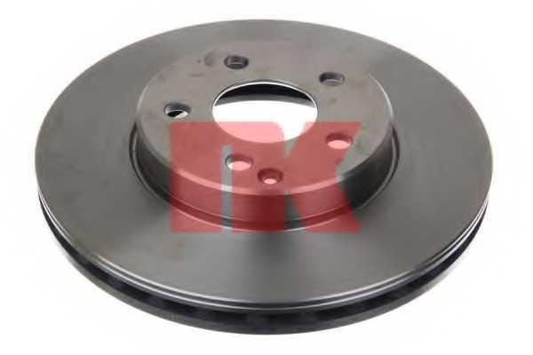 Тормозной диск NK 203359 - изображение