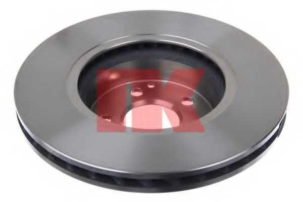 Тормозной диск NK 203360 - изображение 1