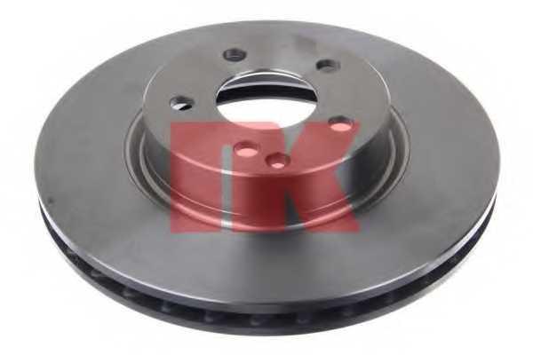 Тормозной диск NK 203360 - изображение