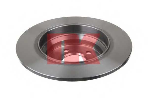 Тормозной диск NK 203362 - изображение 1