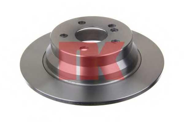 Тормозной диск NK 203362 - изображение