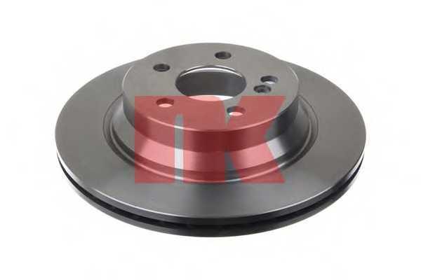Тормозной диск NK 203363 - изображение 1