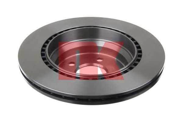 Тормозной диск NK 203363 - изображение
