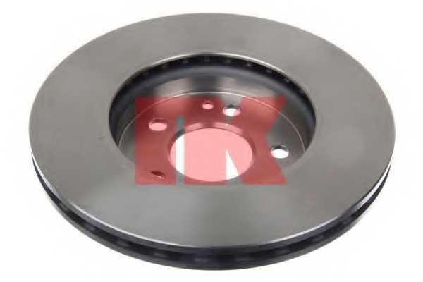 Тормозной диск NK 203373 - изображение