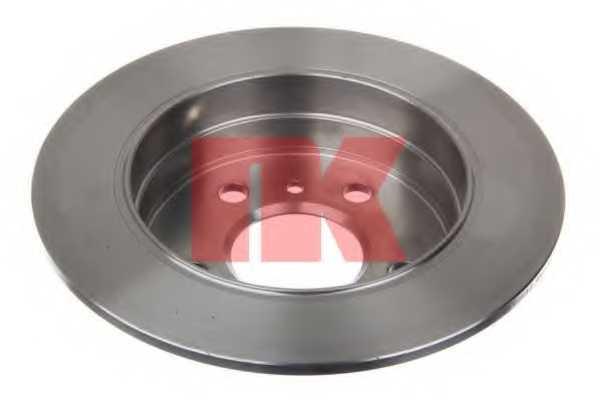 Тормозной диск NK 203374 - изображение 1