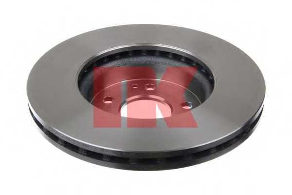 Тормозной диск NK 203375 - изображение 1
