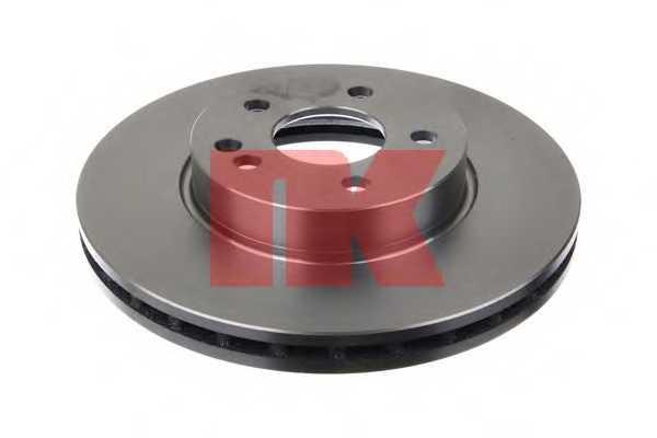 Тормозной диск NK 203375 - изображение
