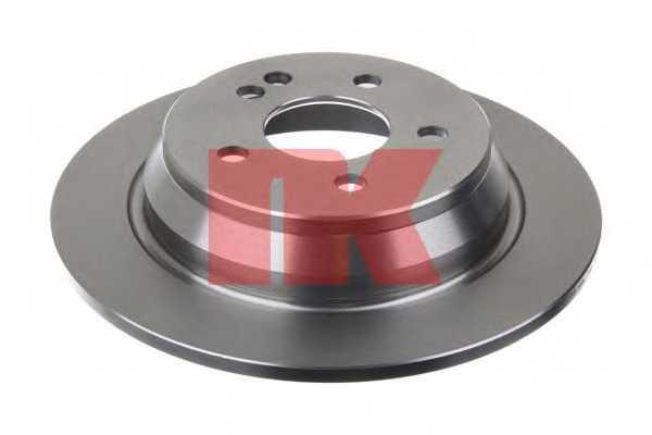 Тормозной диск NK 203376 - изображение 1