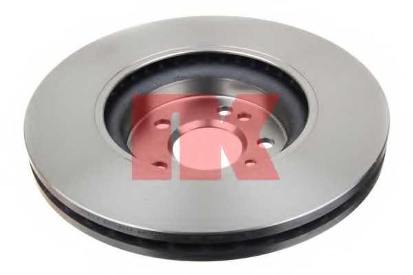 Тормозной диск NK 203392 - изображение 1