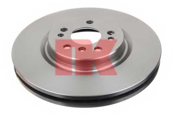 Тормозной диск NK 203392 - изображение