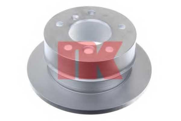 Тормозной диск NK 203395 - изображение