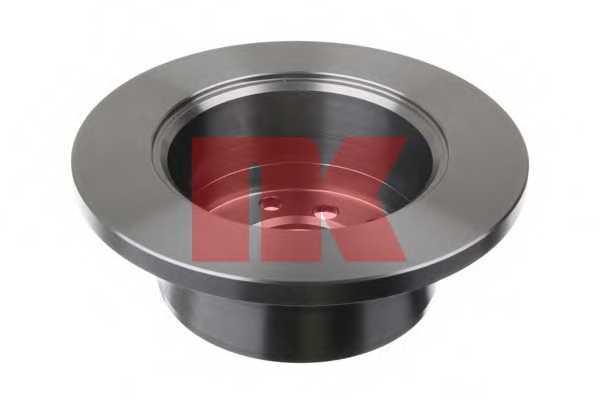 Тормозной диск NK 203396 - изображение 1