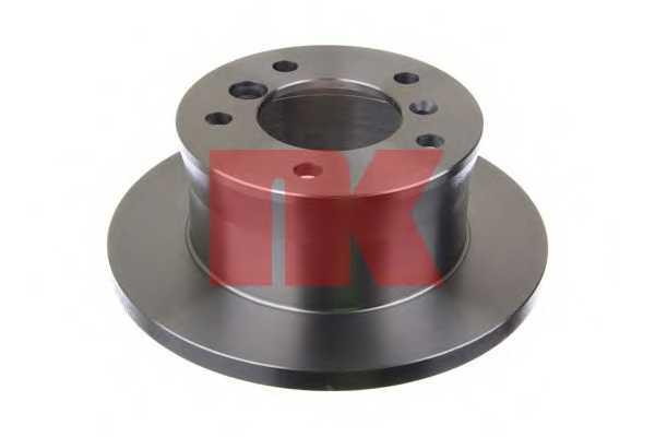 Тормозной диск NK 203396 - изображение
