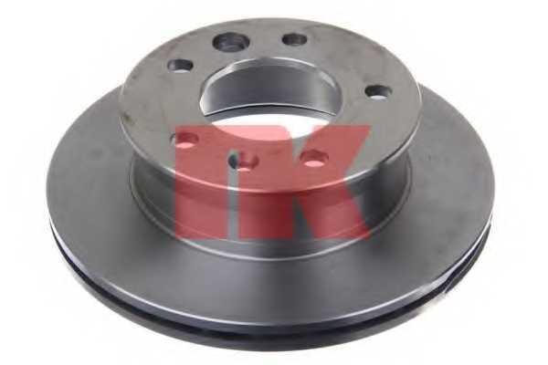 Тормозной диск NK 203397 - изображение 1