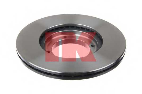 Тормозной диск NK 203402 - изображение