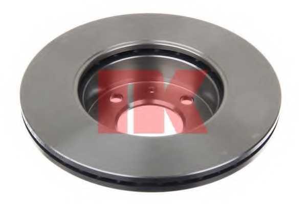 Тормозной диск NK 203409 - изображение 1