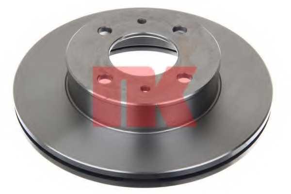 Тормозной диск NK 203409 - изображение