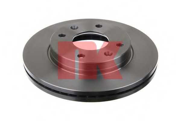 Тормозной диск NK 203410 - изображение 1